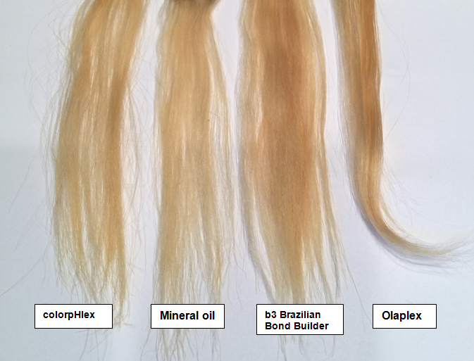 Olaplex-test